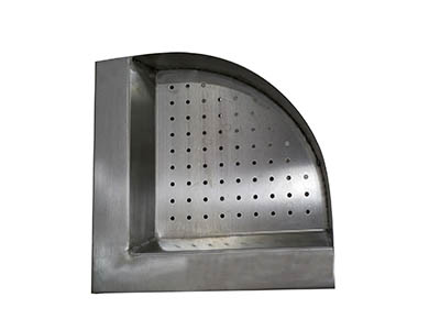 ZHQJP-1直角扇形器械盘
