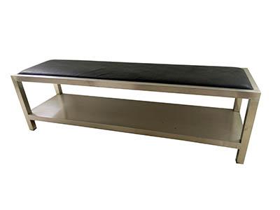 ZHGYD-2不锈钢更衣凳