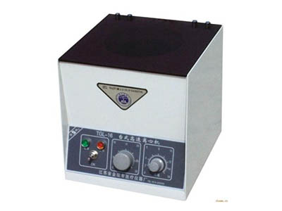 TGL-16高速电动离心机