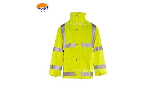 振弘反光雨衣与一般雨衣的区别有哪些?