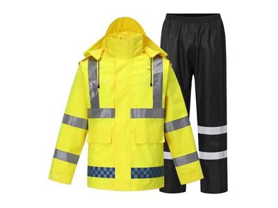 反光雨衣HU3006