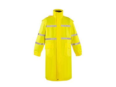 反光连体加长款雨衣HCC030