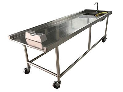 ZHJPT-2移动尸体解剖台