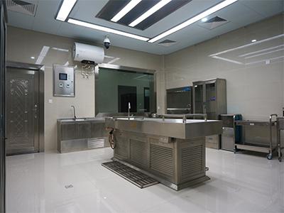 正安县公安局解剖室项目建设