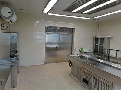 重庆市武隆区殡仪馆解剖室