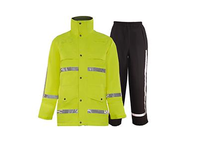 三层复合布雨衣套装HFF001